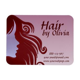 Hair Stylist Hair Dresser Hair Salon Magnet