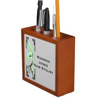 Hair Stylist Hair Dryer Curling Iron Scissors Desk Organizer