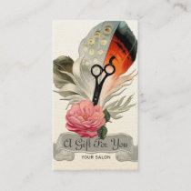 hair stylist hairstylist gift card certificate