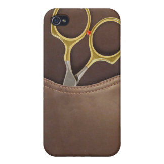 Hair Stylist iPhone 4 Cases