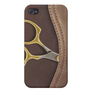 Hair Stylist iPhone 4 Covers