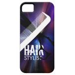 Hair Stylist iPhone 5 Cases