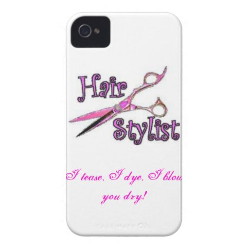 Hair stylist Iphone case Case-Mate iPhone 4 Case
