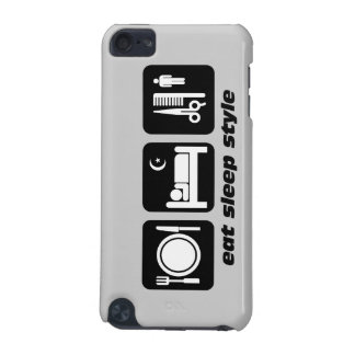 hair stylist iPod touch 5G case