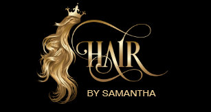Hair Stylist Modern Gold Typography Extension Business Card