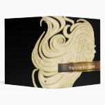 Hair Stylist Portfolio Binder