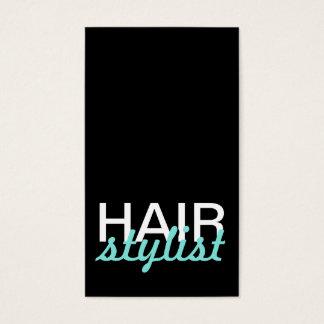hair stylist punch card