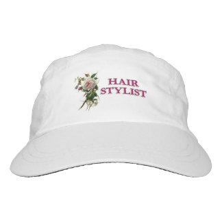 Hair Stylist Rose Hat