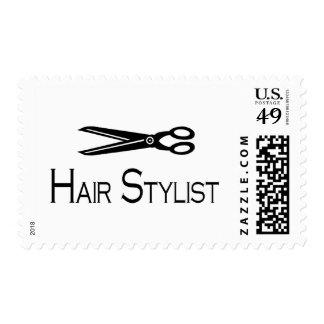 Hair Stylist (Scissors) Postage