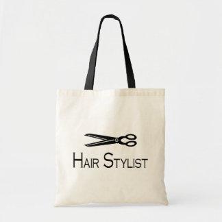 Hair Stylist (Scissors) Tote Bag