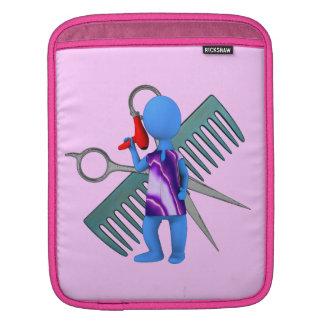 Hair Stylist Sleeve For iPads