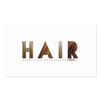 Browse the Hair Stylist  Business Cards Collection and personalize by color, design, or style.
