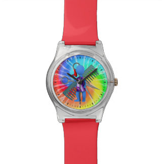 Hair Stylist Wristwatch