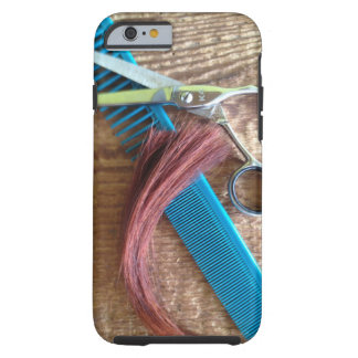 hair stylists/Salon iPhone 6 case