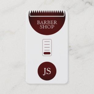 Fun business cards zazzle hair trimmer professional fun look business card colourmoves