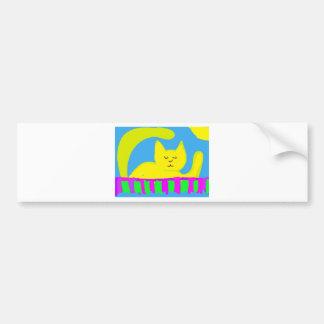 Hairball Alley Bumper Sticker