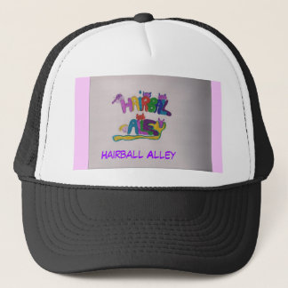 HAIRBALL ALLEY CAP 1