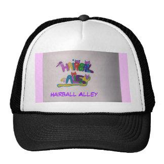 HAIRBALL ALLEY CAP 1 TRUCKER HAT