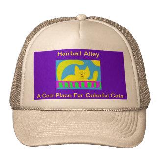 Hairball Alley Cool Cap Trucker Hat