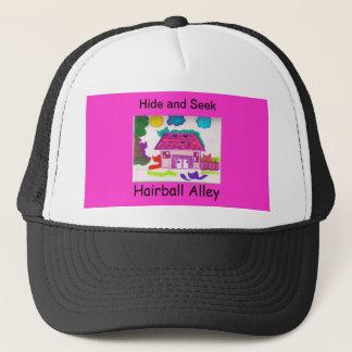 Hairball Alley Hide & Seek Cap