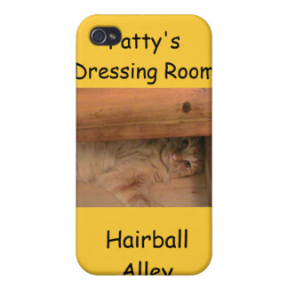Hairball Alley Iphone Case