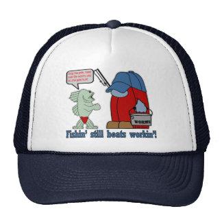 HairBall Mugging Trucker Hat