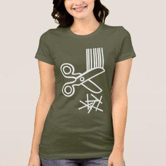 Haircut Petite Dark T-shirt