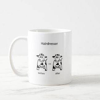 Hairdresser Caofline Coffee Mug