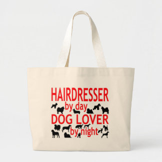 Hairdresser Dog Lover Bags