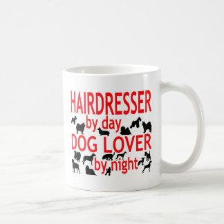 Hairdresser Dog Lover Coffee Mug