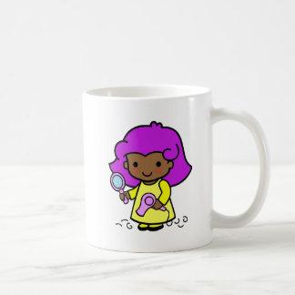 Hairdresser Girl Coffee Mug