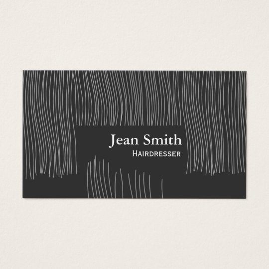 Hairdresser hairstylist cute haircut business card zazzle hairdresser hairstylist cute haircut business card colourmoves Image collections
