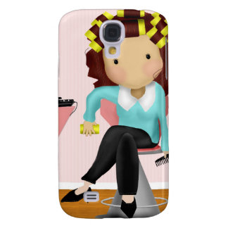 Hairdresser iPhone 3gs Case