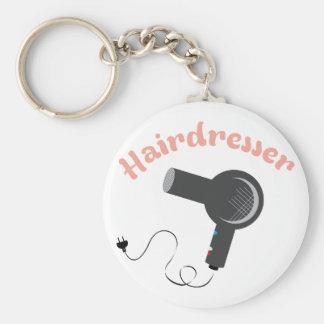 Hairdresser Keychains