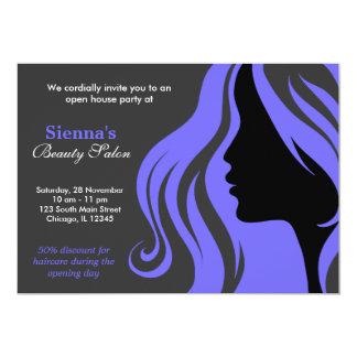 Hairdresser (Light Slate Blue) Announcement
