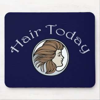 Hairdresser Mouse Pad