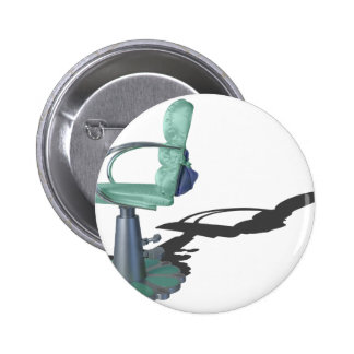 HairDresserChair080214 copy.png Pinback Button