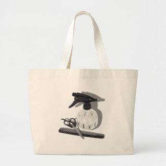 HairdresserItems060910Shadows Jumbo Tote Bag