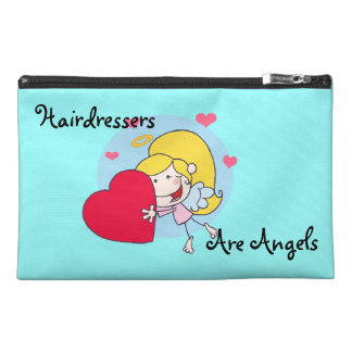 Hairdressers Are Angels Travel Accessories Bags