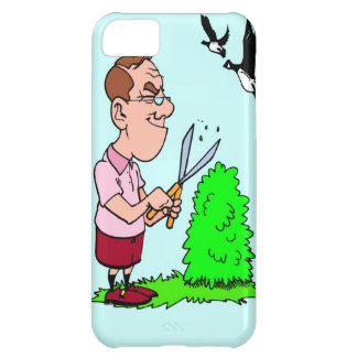 Hairdressing trainee cover for iPhone 5C