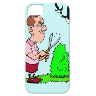 Hairdressing trainee iPhone 5 case