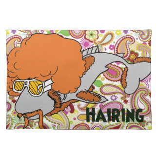 Hairing Cloth Placemat