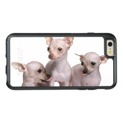 OtterBox Symmetry iPhone 6/6s Plus Case with Chihuahua Phone Cases design