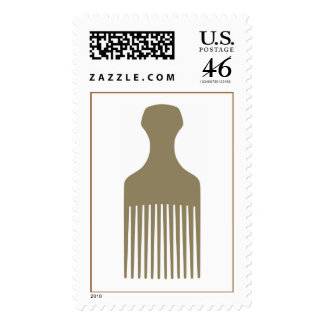 Hairpick Postage Stamps