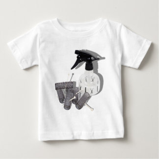 HairRollersWaterSprayer060910shadows T-shirt
