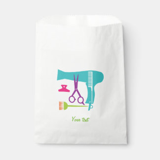 Hairstyles tools favor bag