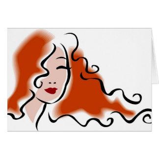 Hairstylist - Hairdresser Cards