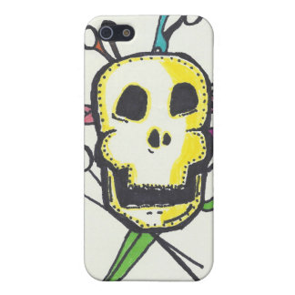 Hairstylist IPhone Case Skulls and Shears