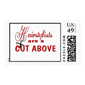 Hairstylist Timbres Postales