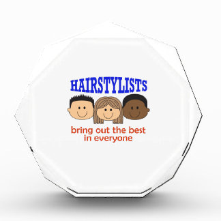 HAIRSTYLISTS BRING OUT THE BEST AWARD
